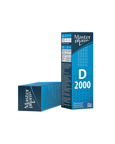 masterpharm D 2000
