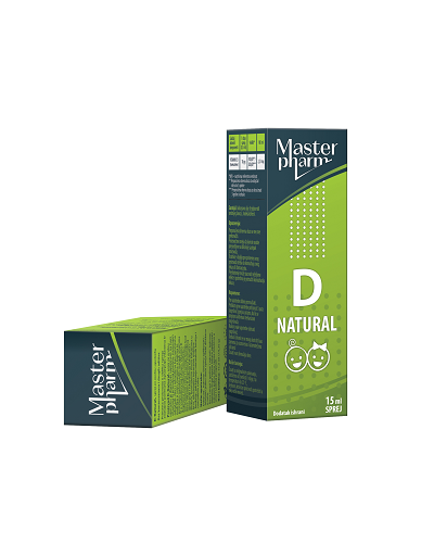 masterpharm D Natural