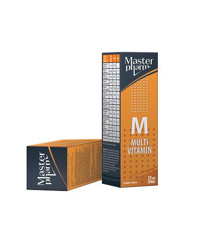 masterpharm Multivitamin