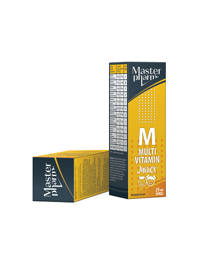 masterpharm Multivitamin Junior
